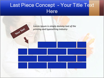 Window Cleaning PowerPoint Template - Slide 46