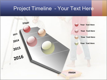 Family Painiting Walls PowerPoint Templates - Slide 26
