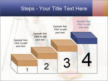 Family Painiting Walls PowerPoint Templates - Slide 64
