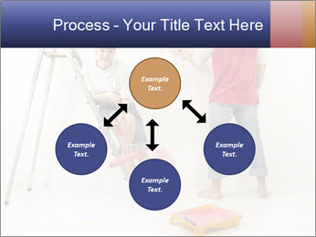 Family Painiting Walls PowerPoint Templates - Slide 91