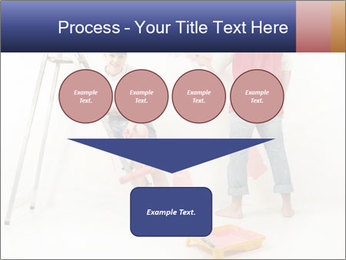 Family Painiting Walls PowerPoint Templates - Slide 93