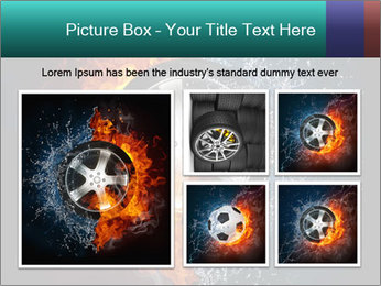 Water and Fire Over Wheel PowerPoint Templates - Slide 19