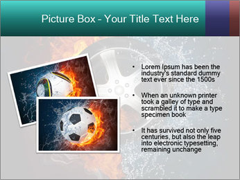 Water and Fire Over Wheel PowerPoint Templates - Slide 20