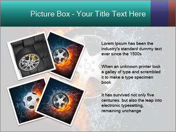 Water and Fire Over Wheel PowerPoint Templates - Slide 23