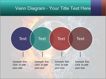Water and Fire Over Wheel PowerPoint Templates - Slide 32
