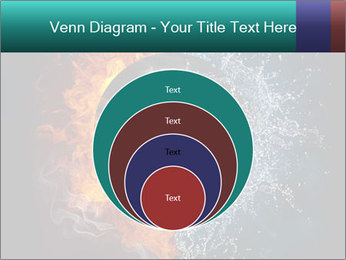 Water and Fire Over Wheel PowerPoint Templates - Slide 34