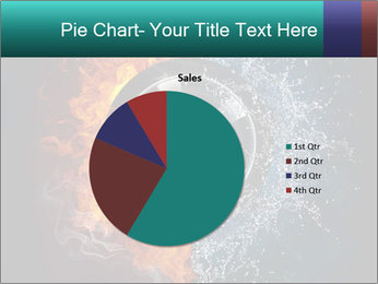 Water and Fire Over Wheel PowerPoint Templates - Slide 36