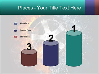Water and Fire Over Wheel PowerPoint Templates - Slide 65