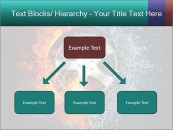 Water and Fire Over Wheel PowerPoint Templates - Slide 69