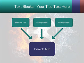 Water and Fire Over Wheel PowerPoint Templates - Slide 70