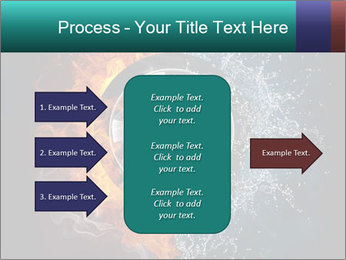 Water and Fire Over Wheel PowerPoint Templates - Slide 85