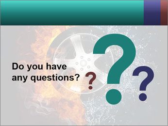 Water and Fire Over Wheel PowerPoint Templates - Slide 96