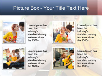 Flowers for the First Date PowerPoint Template - Slide 14