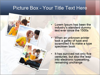 Flowers for the First Date PowerPoint Template - Slide 17