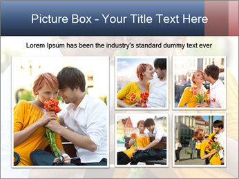 Flowers for the First Date PowerPoint Template - Slide 19