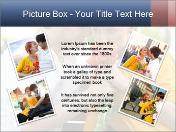 Flowers for the First Date PowerPoint Template - Slide 24