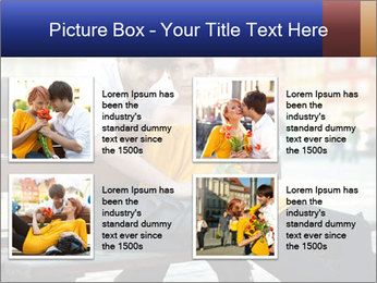 German Couple Dating PowerPoint Template - Slide 14