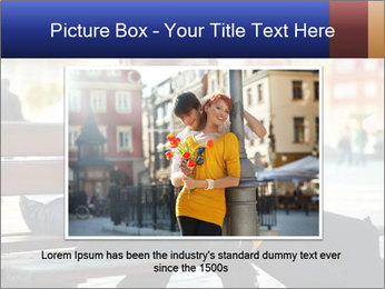 German Couple Dating PowerPoint Template - Slide 15