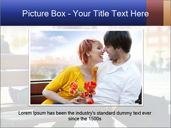 German Couple Dating PowerPoint Template - Slide 16