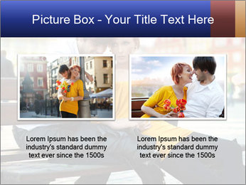 German Couple Dating PowerPoint Template - Slide 18