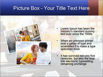 German Couple Dating PowerPoint Template - Slide 20