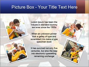 German Couple Dating PowerPoint Template - Slide 24