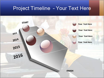 German Couple Dating PowerPoint Template - Slide 26