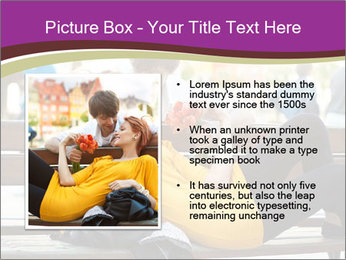 Romantic Dating PowerPoint Template - Slide 13