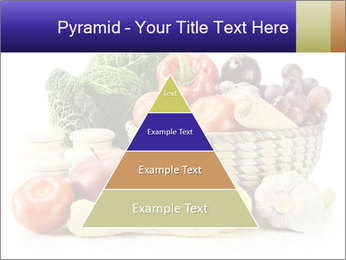 Raw Fruits and Vegetables PowerPoint Template - Slide 30
