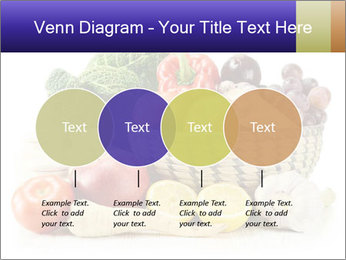 Raw Fruits and Vegetables PowerPoint Template - Slide 32
