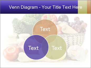 Raw Fruits and Vegetables PowerPoint Template - Slide 33