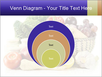 Raw Fruits and Vegetables PowerPoint Template - Slide 34