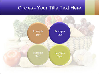 Raw Fruits and Vegetables PowerPoint Templates - Slide 38