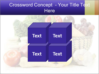 Raw Fruits and Vegetables PowerPoint Templates - Slide 39
