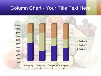 Raw Fruits and Vegetables PowerPoint Templates - Slide 50