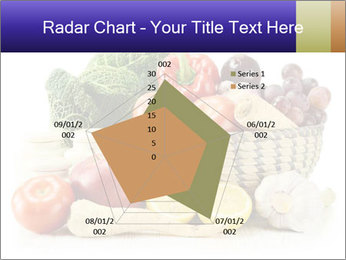 Raw Fruits and Vegetables PowerPoint Templates - Slide 51