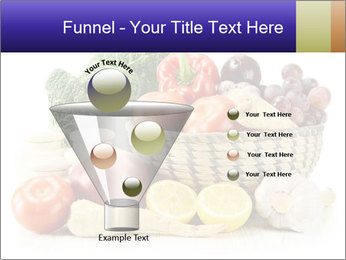 Raw Fruits and Vegetables PowerPoint Template - Slide 63