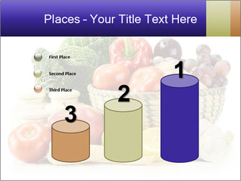 Raw Fruits and Vegetables PowerPoint Template - Slide 65