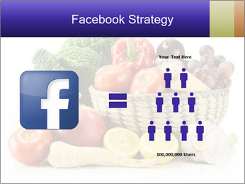 Raw Fruits and Vegetables PowerPoint Template - Slide 7