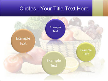 Raw Fruits and Vegetables PowerPoint Templates - Slide 77
