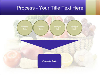 Raw Fruits and Vegetables PowerPoint Template - Slide 93