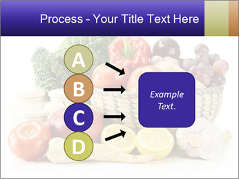 Raw Fruits and Vegetables PowerPoint Template - Slide 94
