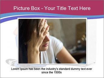 Repairman and Broken Washing Machine PowerPoint Templates - Slide 16