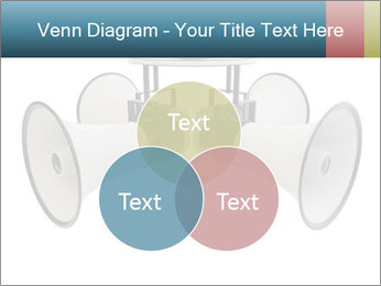 City Megaphone PowerPoint Template - Slide 33