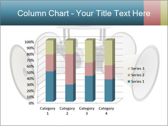 City Megaphone PowerPoint Template - Slide 50