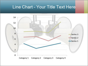 City Megaphone PowerPoint Template - Slide 54