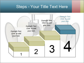 City Megaphone PowerPoint Template - Slide 64
