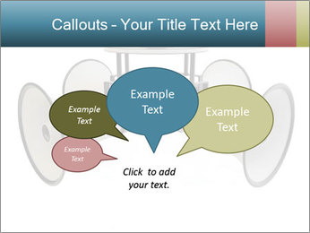 City Megaphone PowerPoint Template - Slide 73