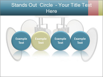City Megaphone PowerPoint Template - Slide 76