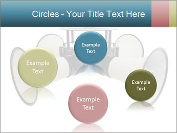 City Megaphone PowerPoint Template - Slide 77